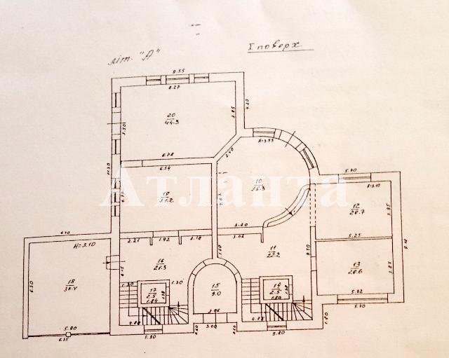 Продается дом на ул. Фонтанская Дор. — 1 100 000 у.е. (фото №30)