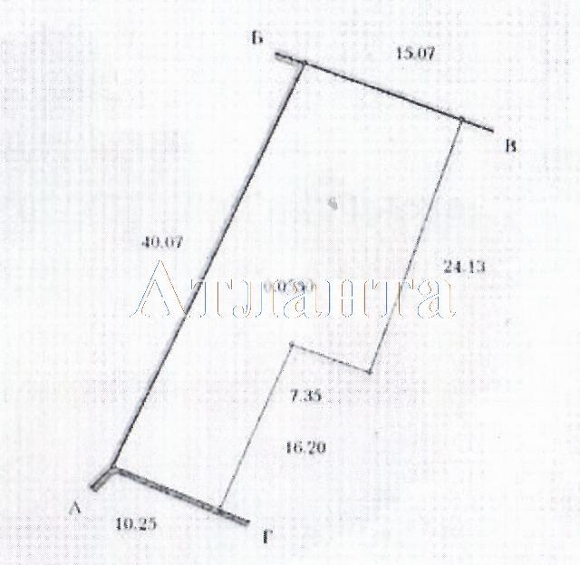 Продается земельный участок на ул. Дачный 1-Й Пер. — 240 000 у.е.