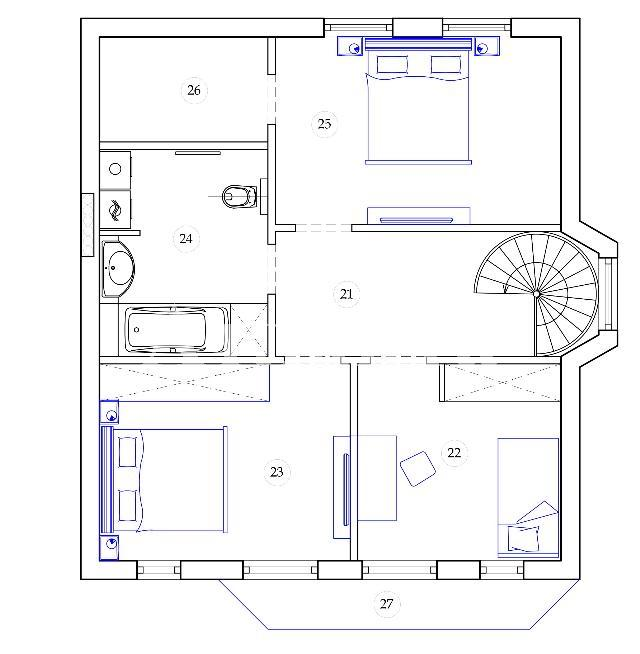 Продается дом на ул. Розовая — 90 000 у.е. (фото №2)