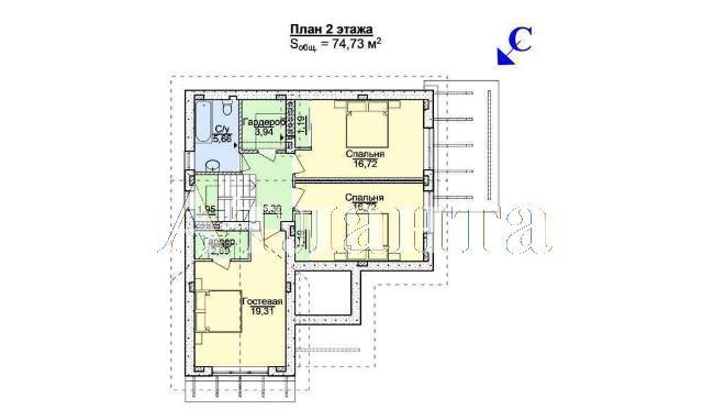 Продается земельный участок на ул. Уютная — 55 000 у.е. (фото №4)