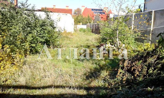 Продается земельный участок на ул. Фонтанская Дор. — 600 000 у.е.