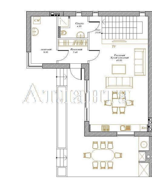 Продается дом на ул. Массив № 20 — 95 000 у.е. (фото №11)