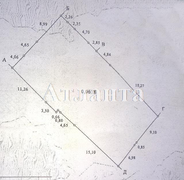 Продается земельный участок на ул. Рассвета — 220 000 у.е.