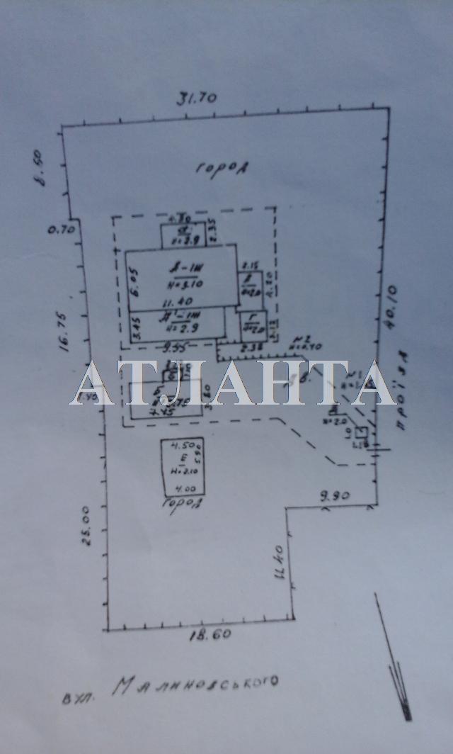 Продается земельный участок на ул. Малиновского Марш. — 180 000 у.е. (фото №4)