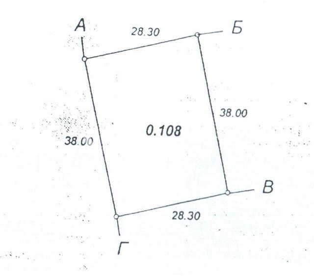 Продается земельный участок на ул. Гайдамацкая — 12 000 у.е.