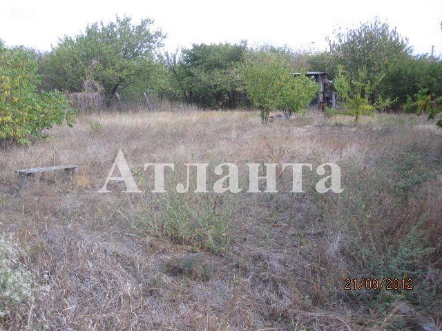 Продается земельный участок на ул. Персиковая — 4 500 у.е.