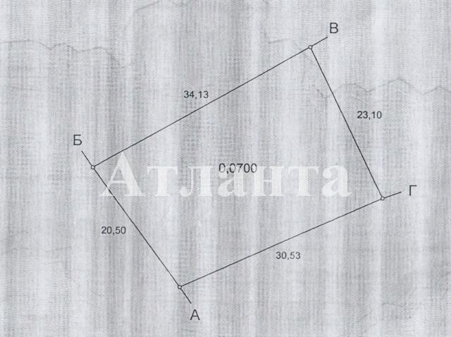 Продается земельный участок на ул. Новая — 6 000 у.е.