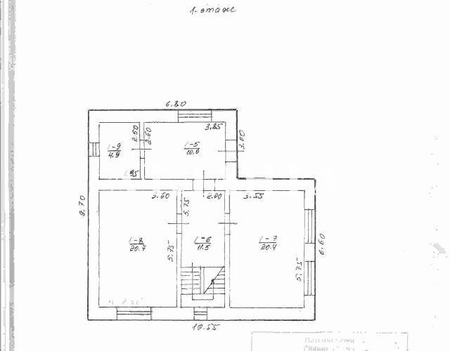Продается дом на ул. Южный Пер. — 22 000 у.е. (фото №2)