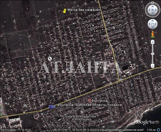 Продается земельный участок на ул. Новая — 16 500 у.е.