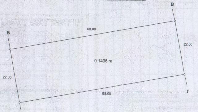 Продается земельный участок на ул. Профсоюзная — 12 000 у.е.