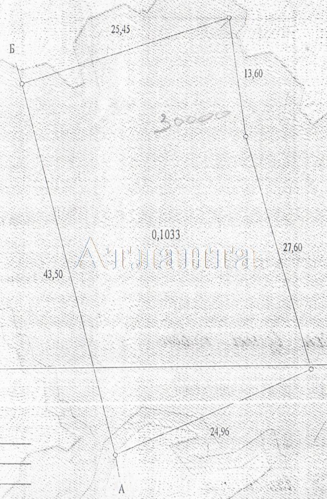 Продается земельный участок на ул. Ленина — 36 000 у.е.