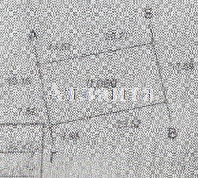 Продается земельный участок на ул. Тенистая — 8 000 у.е.