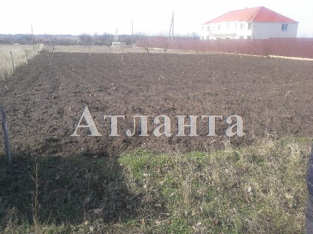 Продается земельный участок на ул. Одесская — 4 000 у.е.