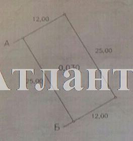 Продается земельный участок на ул. Комарова — 12 000 у.е.