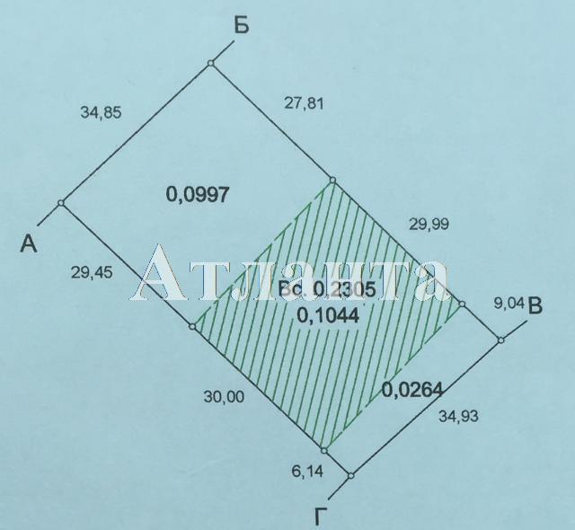 Продается земельный участок на ул. Массив № 7 — 30 000 у.е.