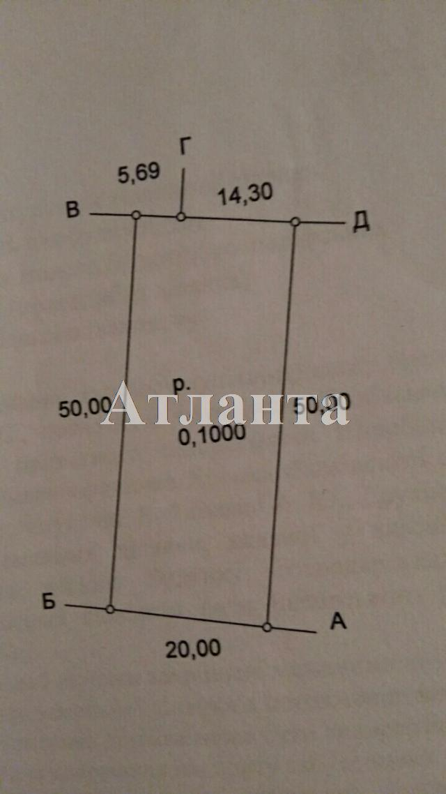 Продается земельный участок на ул. Абрикосовая — 10 000 у.е. (фото №3)