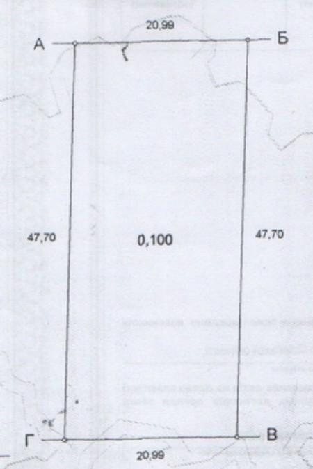 Продается земельный участок на ул. Фоминская — 7 000 у.е.