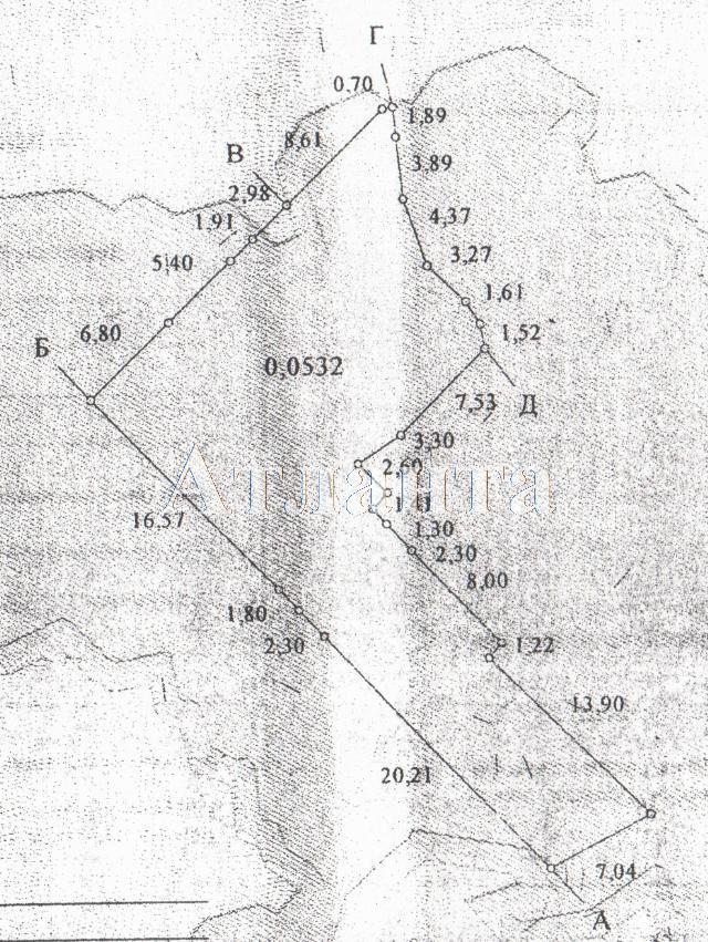 Продается земельный участок на ул. Февральская — 15 000 у.е.