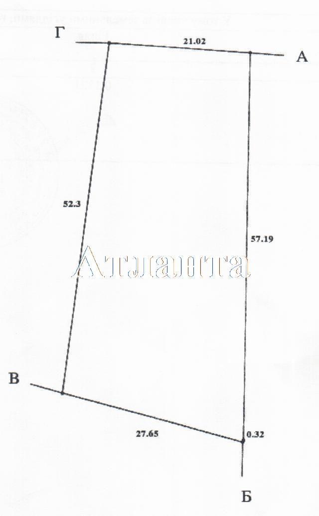 Продается земельный участок на ул. Круговая — 6 500 у.е. (фото №2)