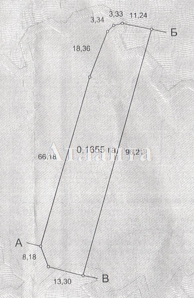 Продается земельный участок на ул. Приднестровская — 16 000 у.е.
