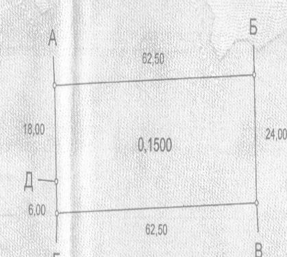 Продается земельный участок на ул. Независимости — 12 000 у.е.