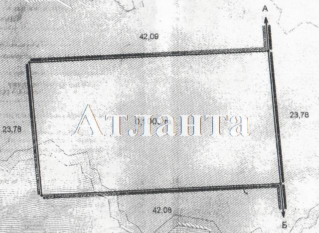 Продается земельный участок на ул. Массив № 1 — 22 000 у.е.