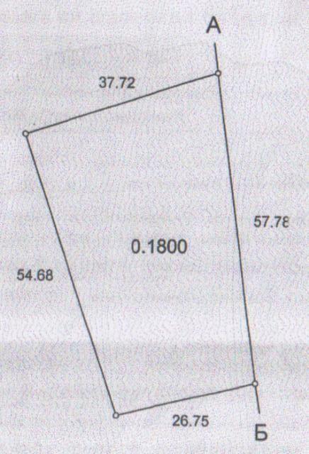 Продается земельный участок на ул. Котовского — 6 500 у.е.