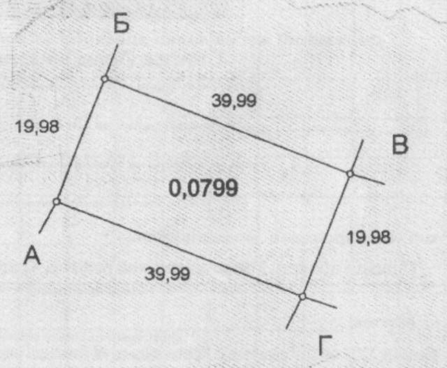 Продается земельный участок на ул. Остапенко — 6 000 у.е.