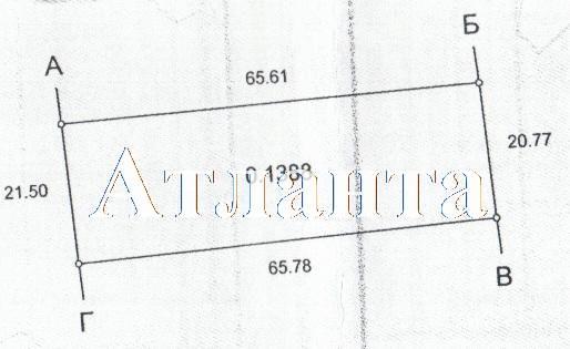 Продается земельный участок на ул. Измаильская — 4 500 у.е.