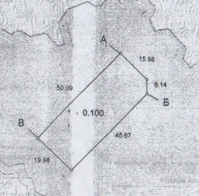 Продается земельный участок на ул. Фоминская — 6 000 у.е.