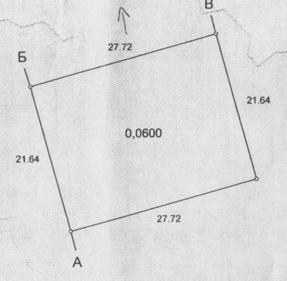 Продается земельный участок на ул. Центральная — 4 000 у.е.