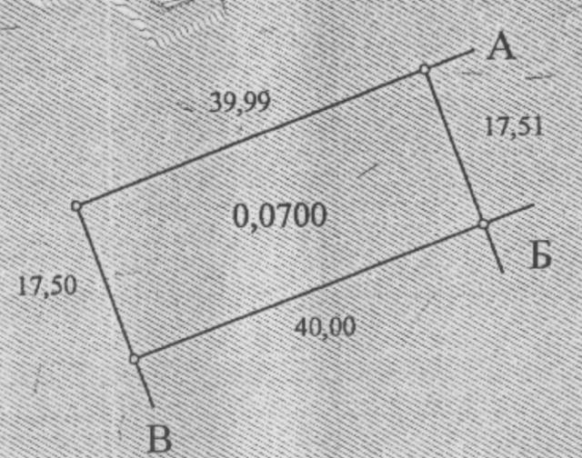 Продается земельный участок на ул. Большевистская — 6 500 у.е.