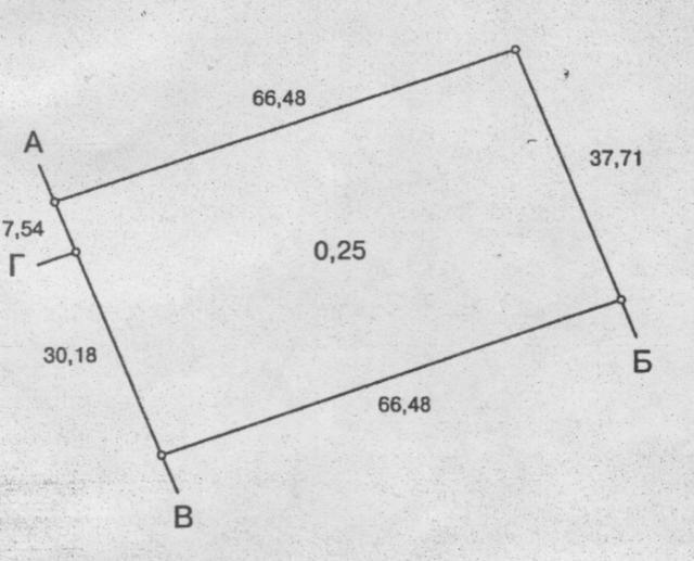 Продается земельный участок на ул. Массив № 1 — 25 000 у.е.
