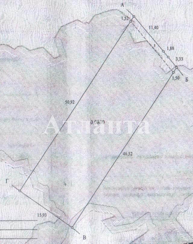Продается земельный участок на ул. Водяной Пер. — 8 000 у.е.
