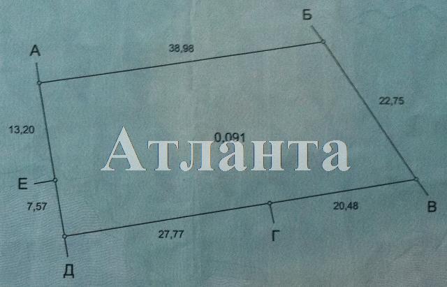 Продается земельный участок на ул. Железнодорожная 1-Я — 10 500 у.е.