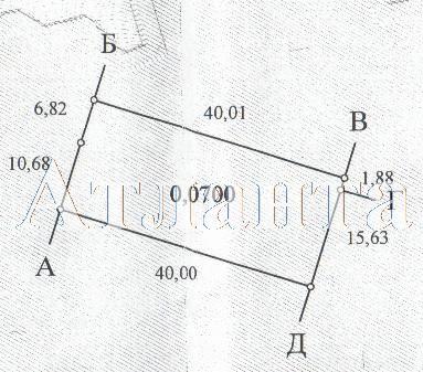 Продается земельный участок на ул. Приморская — 5 500 у.е.