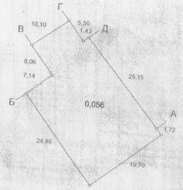 Продается земельный участок — 8 500 у.е.