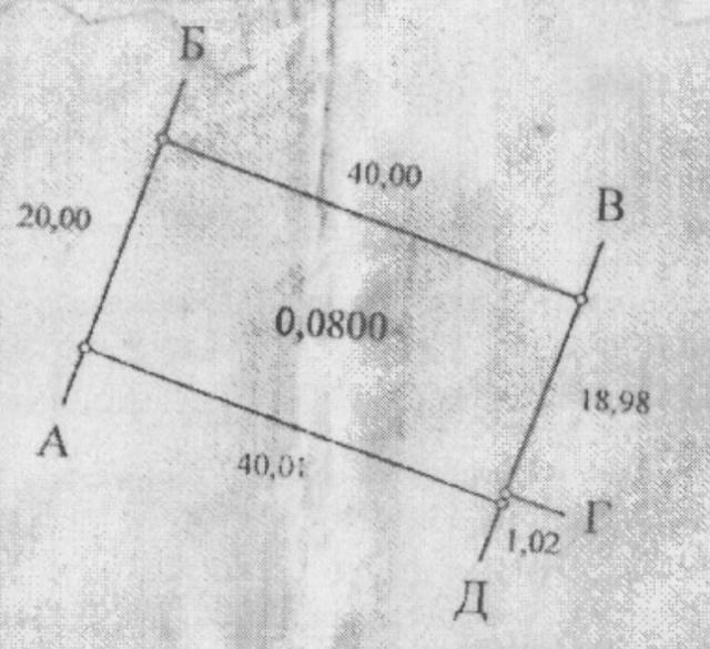 Продается земельный участок на ул. Горная — 7 000 у.е.