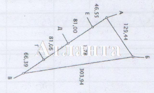 Продается земельный участок на ул. Массив № 8 — 890 000 у.е. (фото №2)