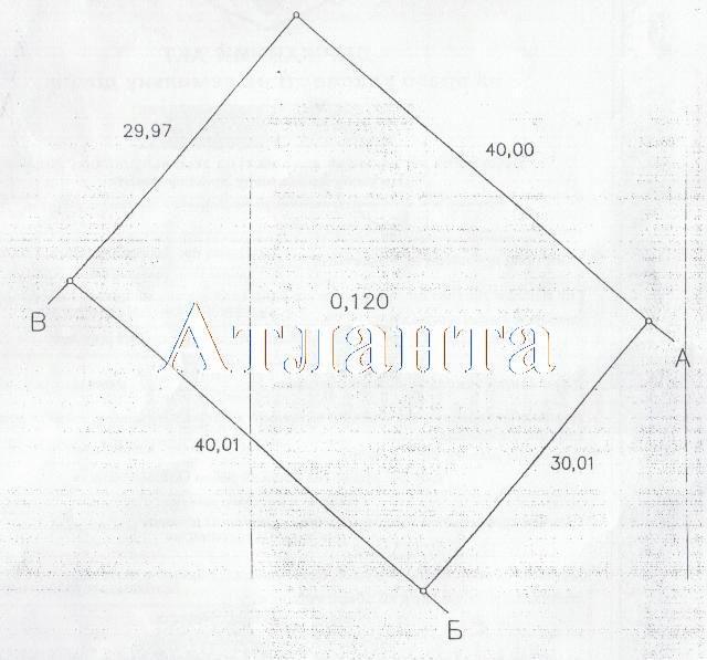 Продается земельный участок на ул. 8-Я Линия — 8 000 у.е. (фото №2)