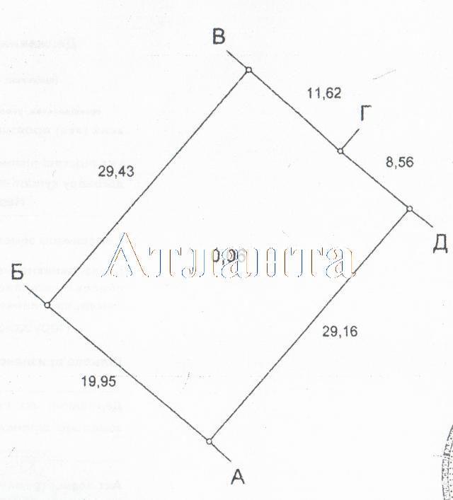 Продается земельный участок на ул. 2-Я Линия — 10 000 у.е. (фото №2)