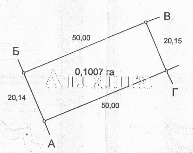 Продается земельный участок на ул. Вознесенская — 14 500 у.е. (фото №3)