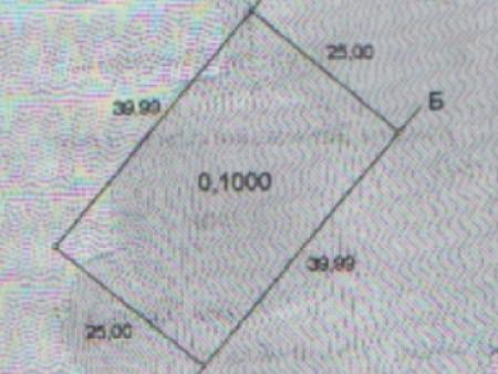Продается земельный участок на ул. Абрикосовая — 20 000 у.е.