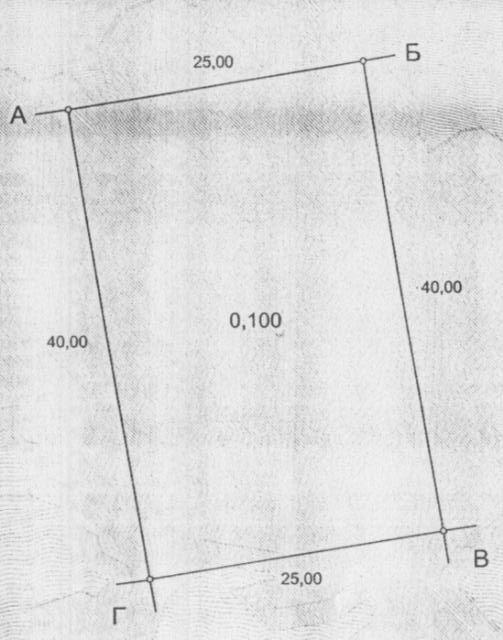 Продается земельный участок на ул. Абрикосовая — 12 000 у.е.