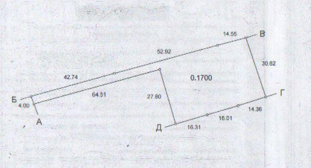 Продается земельный участок на ул. Дачная — 10 000 у.е. (фото №2)