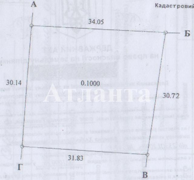 Продается земельный участок на ул. Советская — 25 000 у.е.