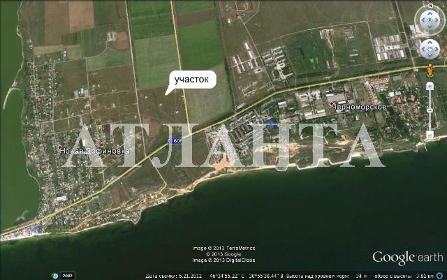 Продается земельный участок на ул. Черноморская — 7 000 у.е. (фото №3)