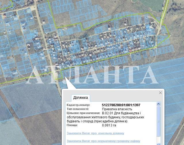 Продается земельный участок на ул. Зеленая — 12 500 у.е.