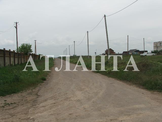 Продается земельный участок на ул. Высоцкого — 3 000 у.е.