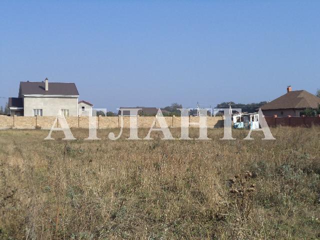 Продается земельный участок на ул. Марсельская — 35 000 у.е.